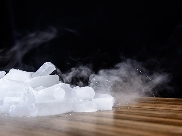 Сухой лед конопля видео о пользе марихуаны